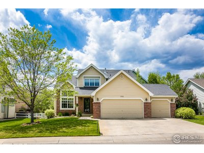 Loveland Single Family Home For Sale: 231 Foxhaven Pl
