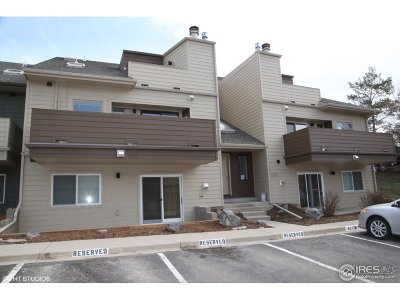 Boulder Condo/Townhouse For Sale: 3755 Birchwood Dr #45