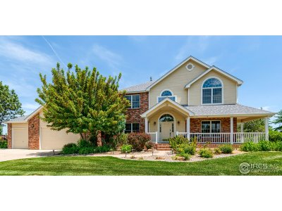 Fort Collins Single Family Home For Sale: 6706 Majestic Dr