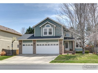 Loveland CO Single Family Home Active-Backup: $424,900