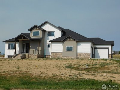 Weld County Single Family Home For Sale