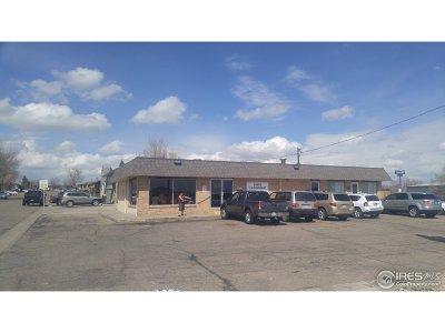 Evans Multi Family Home For Sale: 835 31st St