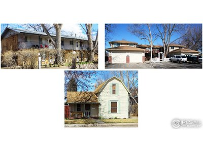 Loveland Multi Family Home For Sale: 419 E 7th St