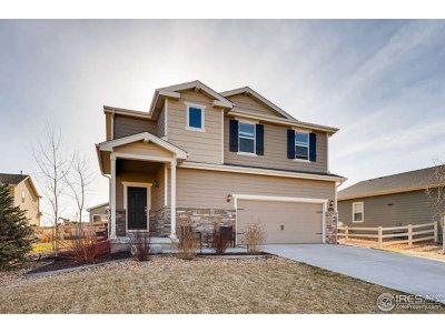 Dacono Single Family Home For Sale: 5620 W View Cir