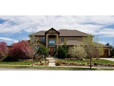 Loveland Single Family Home For Sale: 5160 Clearwater Dr