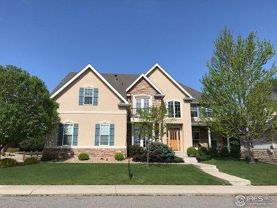 Longmont Single Family Home For Sale: 1718 Stardance Cir