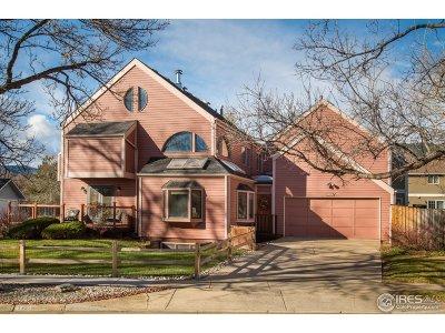 Boulder Condo/Townhouse For Sale: 3437 Iris Ct