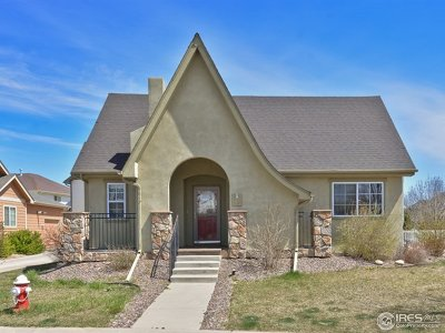 Longmont Single Family Home For Sale: 1322 Carriage Dr
