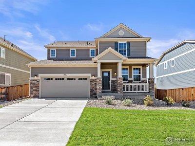 Erie Single Family Home For Sale: 1322 Jackson Dr