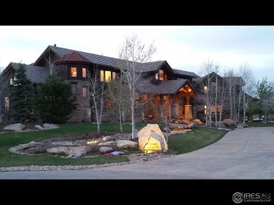 Mead CO Single Family Home For Sale: $1,649,000