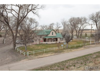 Merino Single Family Home For Sale: 10723 Hwy 6