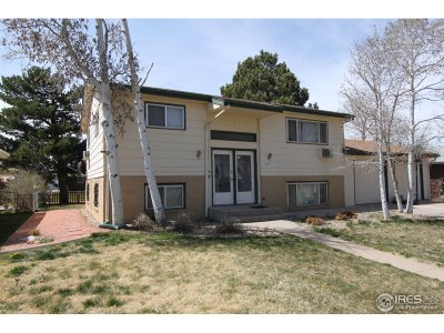 Greeley Multi Family Home For Sale: 415 35th Ave Ct
