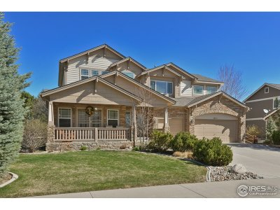 Weld County Single Family Home For Sale: 11777 Pleasant View Rdg