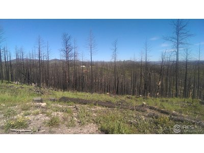 Bellvue CO Residential Lots & Land For Sale: $98,500