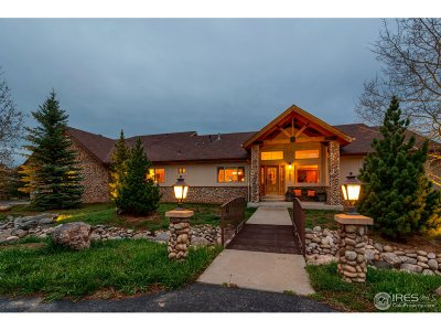 Loveland Single Family Home For Sale: 3221 Huckleberry Way