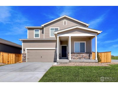 Berthoud Single Family Home For Sale: 1106 Wagon Bend Rd