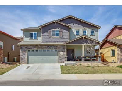 Loveland Single Family Home For Sale: 3337 Janus Dr