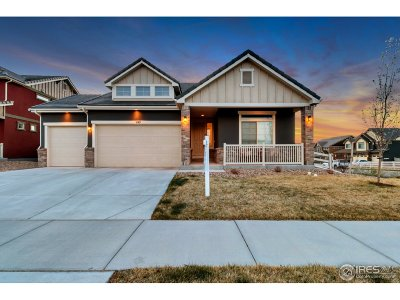 Weld County Single Family Home For Sale: 192 Highlands Cir