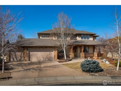 Broomfield Single Family Home Active-Backup: 14165 Dorado Ct