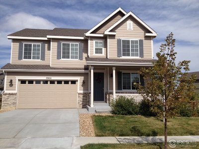 Fort Collins Single Family Home For Sale: 3302 Fiore Ct