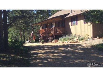 Allenspark Single Family Home For Sale: 11982 Highway 7