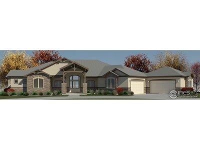 Loveland Single Family Home For Sale: 3488 Fox Crossing Pl