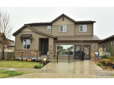 Longmont Single Family Home For Sale: 1317 Sunshine Ave