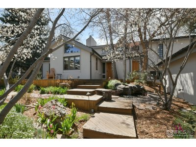 Fort Collins Single Family Home For Sale: 901 Sailors Reef