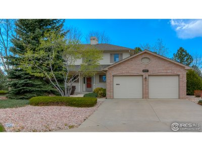 Longmont Single Family Home For Sale: 2951 Sand Dollar Ct