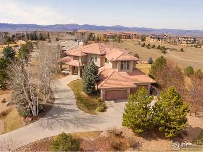 Niwot Single Family Home For Sale: 8955 Little Raven Trl