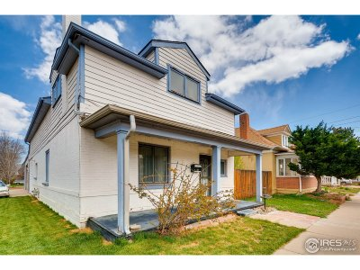 Englewood Single Family Home For Sale: 147 W Dartmouth Ave