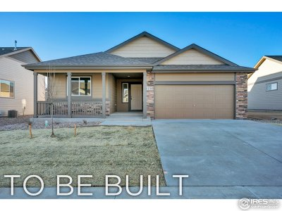 Greeley Single Family Home For Sale: 8640 16th St Rd