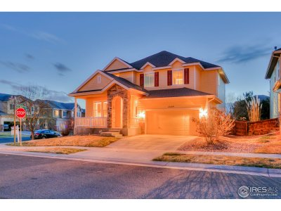 Commerce City Single Family Home For Sale: 10209 Richfield St
