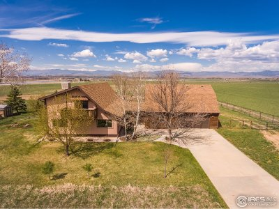Longmont Single Family Home For Sale: 14213 N 107th St