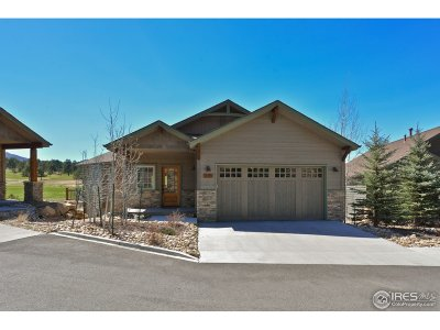 Estes Park Single Family Home For Sale: 1185 Fish Creek Rd