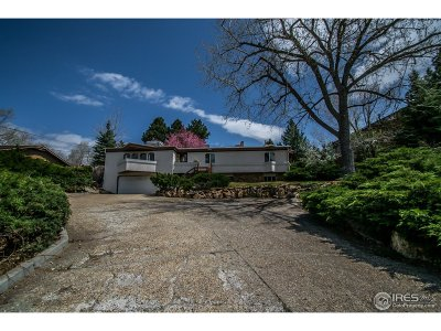 Arvada Single Family Home For Sale: 6650 Carr St