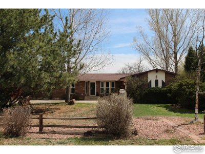 Mead Single Family Home For Sale: 17940 Wagon Trl