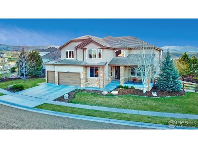 Arvada Single Family Home For Sale: 6681 Violet Way