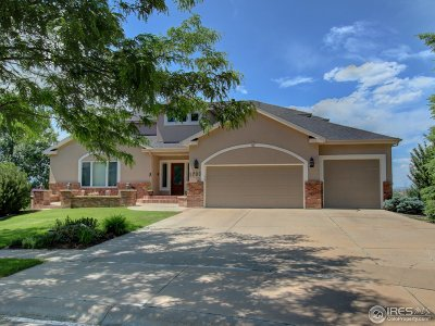 Windsor Single Family Home For Sale: 1200 High Plains Ct