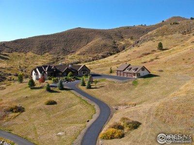 Bellvue Single Family Home For Sale: 3054 Suri Trl
