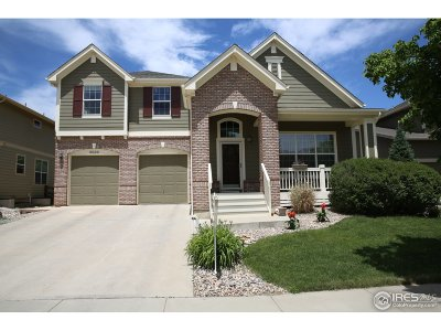 Fort Collins Single Family Home For Sale: 3832 Observatory Dr
