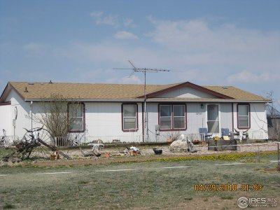 Carr Single Family Home For Sale: 56939 County Road 21