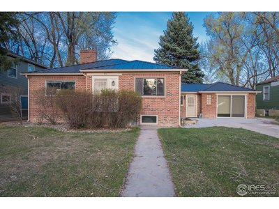 Single Family Home For Sale: 520 S Grant Ave