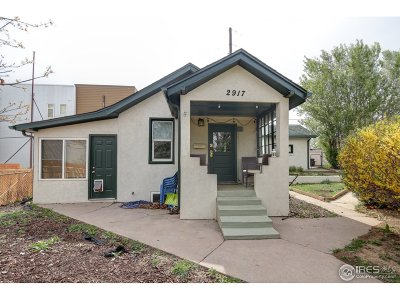 Denver Single Family Home For Sale: 2917 Zenobia St