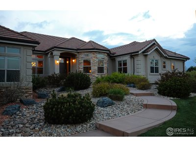 Broomfield Single Family Home For Sale: 2609 High Prairie Way