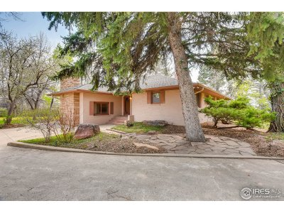 Longmont Single Family Home For Sale: 6501 Ute Hwy
