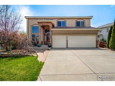 Broomfield Single Family Home For Sale: 4557 Maroon Cir