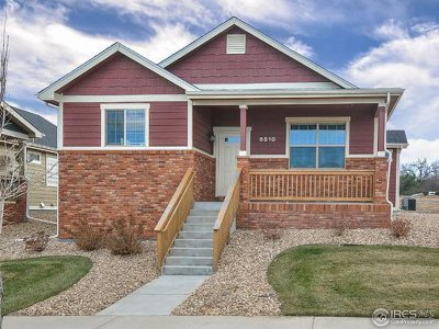 Greeley Single Family Home For Sale: 6510 18th St Rd