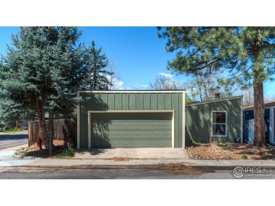 Niwot CO Single Family Home For Sale: $450,000