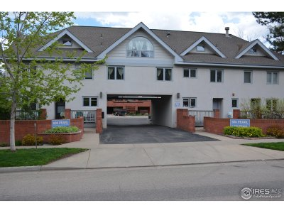 Boulder County Condo/Townhouse For Sale: 620 Pearl St